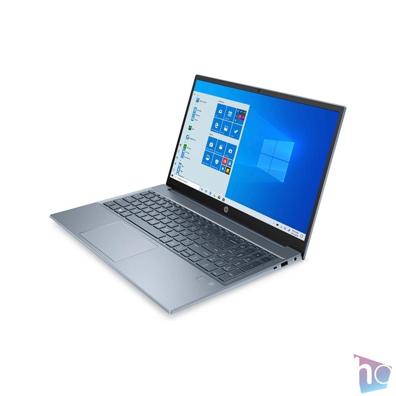 "HP Pavilion 15-eg0001nh 15,6""FHD/Intel Core i5-1135G7/8GB/512GB/Int. VGA/Win10/kék laptop"