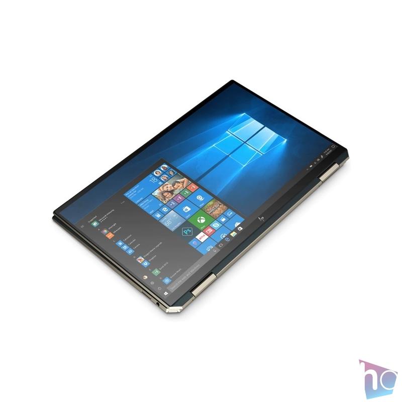 "HP Spectre x360 13-aw2009nh 13,3""FHD/Intel Core i5-1135G7/8GB/512GB/Int. VGA/Win10/kék laptop"