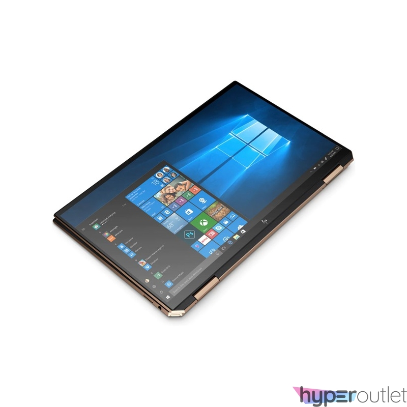 "HP Spectre x360 13-aw2004nh 13,3""FHD/Intel Core i7-1165G7/16GB/512GB/Int. VGA/Win10/fekete laptop"