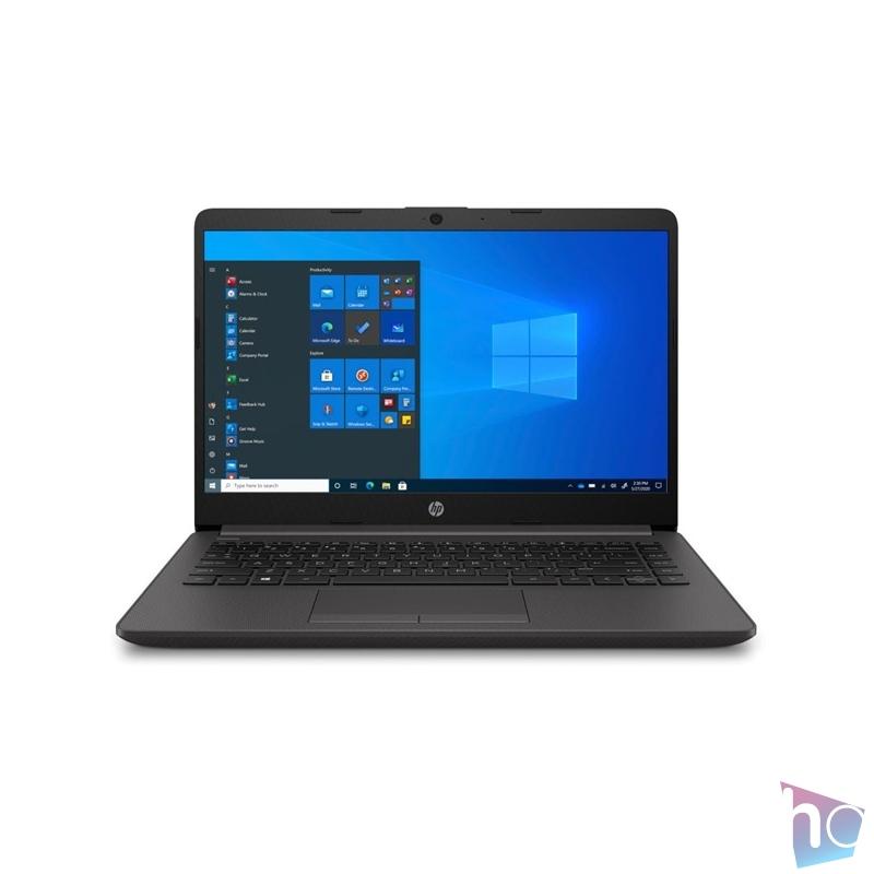 "HP 240 G8 14""FHD/Intel Core i3-1005G1 /8GB/256GB/Int. VGA/Win10/fekete laptop"
