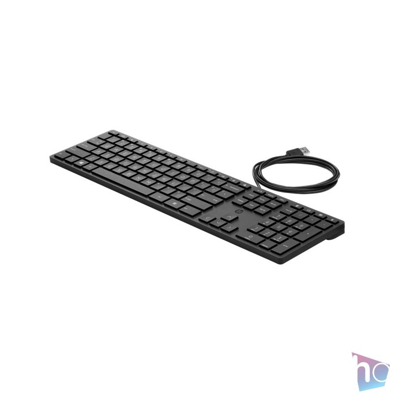 HP vezetékes Desktop 320K billentyűzet