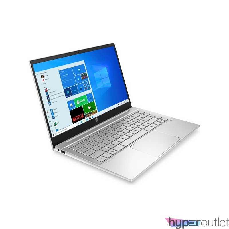 "HP Pavilion 14-ec0013nh 14""FHD/AMD Ryzen 3-5300U/8GB/256GB/Int. VGA/Win10/ezüst laptop"
