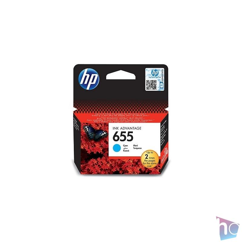 HP CZ110AE (655) cián tintapatron