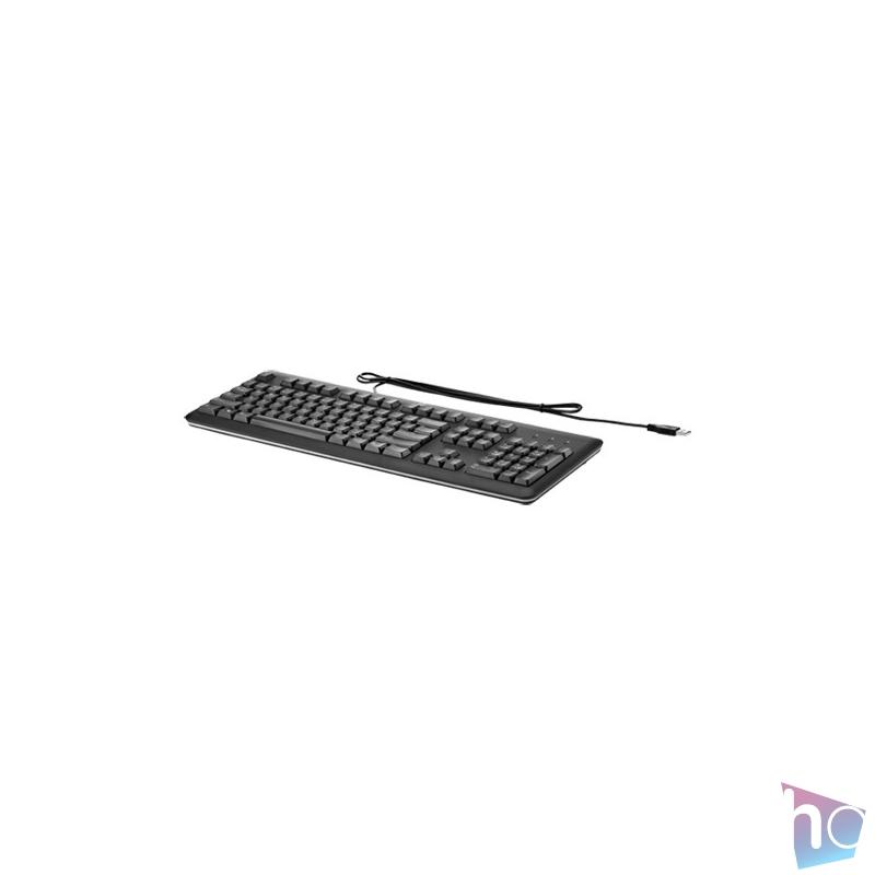 HP QY776AA HUN USB fekete billentyűzet