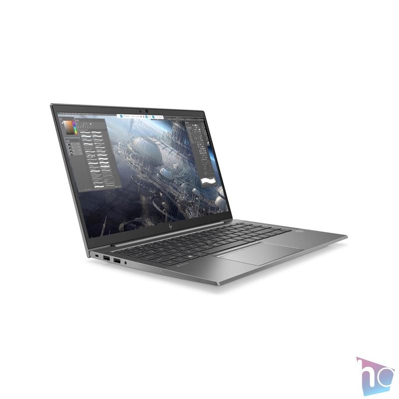 """HP ZBook14 G7 FireFly 14""""FHD/Intel Core i7-10610U/16GB/512GB/Int. VGA/Win10/szürke laptop"""
