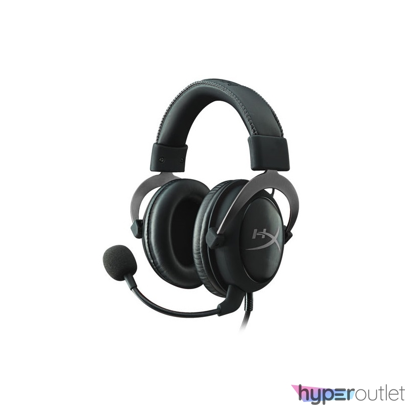 Kingston HyperX Cloud II 3,5 Jack/USB fegyverszürke gamer headset