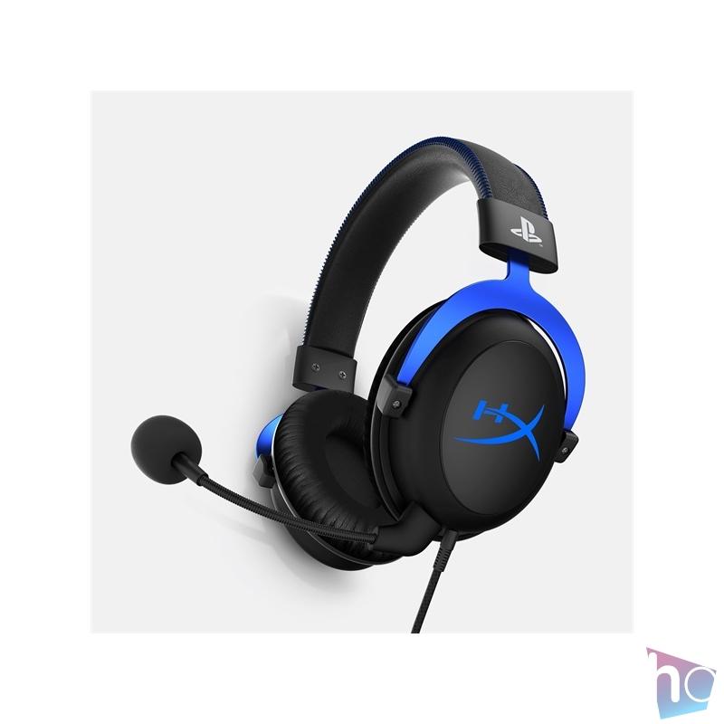 Kingston HyperX Cloud 3,5 Jack PS4 gamer headset