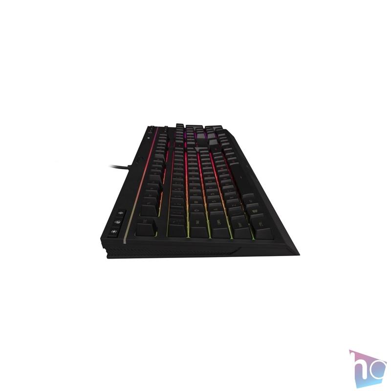 Kingston HyperX Alloy Core UK RGB világító gamer billentyűzet