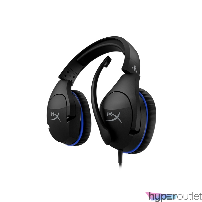 Kingston HyperX Cloud Stinger (PS4 Licensed) 3,5 Jack fekete gamer headset