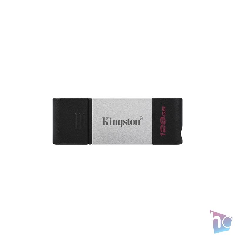 Kingston 128GB USB3.2 C DataTraveler 80 (DT80/128GB) Flash Drive