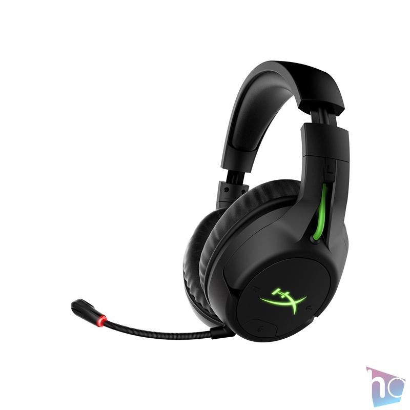 Kingston HyperX CloudX Flight vezeték nélküli fekete gamer headset