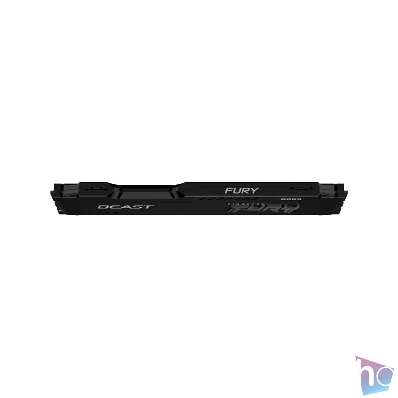 Kingston 8GB/1600MHz DDR-3 (Kit of 2) FURY Beast Black (KF316C10BBK2/8) memória