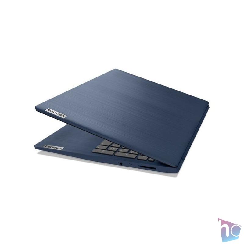 """Lenovo IdeaPad 3 15ADA05 81W100VNHV 15,6""""FHD/AMD Ryzen 5-3500U/8GB/256GB/Int. VGA/Win10 S/kék laptop"""