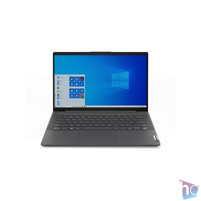 """Lenovo IdeaPad 5 14IIL05 81YH00KCHV 14""""FHD/Intel Core i7-1065G7/8GB/512GB/Int. VGA/Win10 S/szürke laptop"""