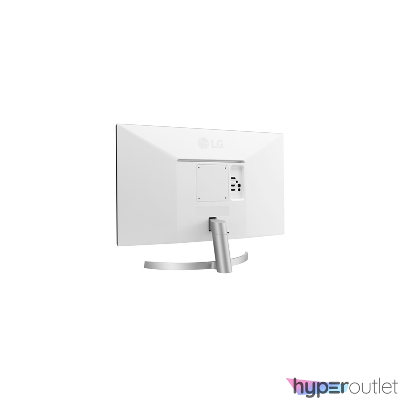 "LG 27"" 27UL500-W 4K IPS HDMI DisplayPort LED fehér monitor"