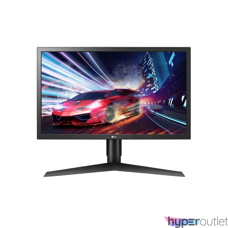 "LG 23,6"" 24GL650-B LED 144Hz HDMI monitor"