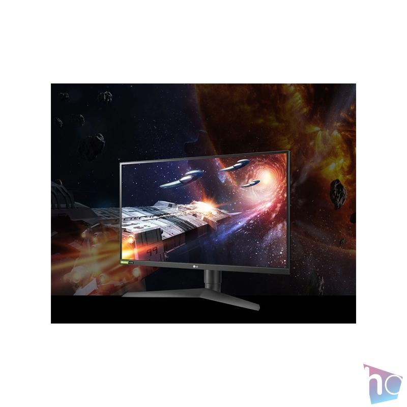 "LG 27"" 27GN750-B 240Hz HDMI Display LED gamer monitor"