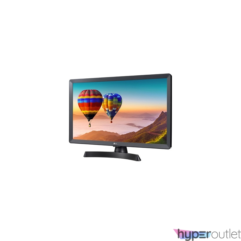 "LG 23,6"" 24TN510S-PZ.AEU HD ready LED Smart Wifi HDMI TV-monitor"