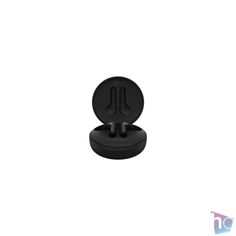 LG HBS-FN4 True Wireless Bluetooth fekete fülhallgató