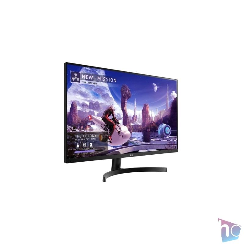 "LG 31,5"" 32QN600-B QHD IPS 75Hz HDR10 HDMI/DisplayPort monitor"