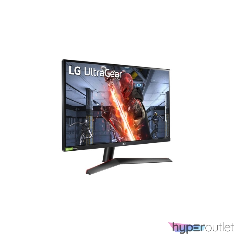 "LG 27"" 27GN800-B QHD IPS 144Hz 1ms HDR10 gamer monitor"