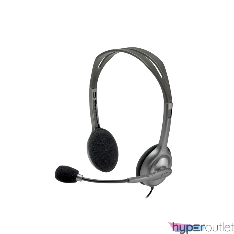 Logitech H111 vezetékes headset
