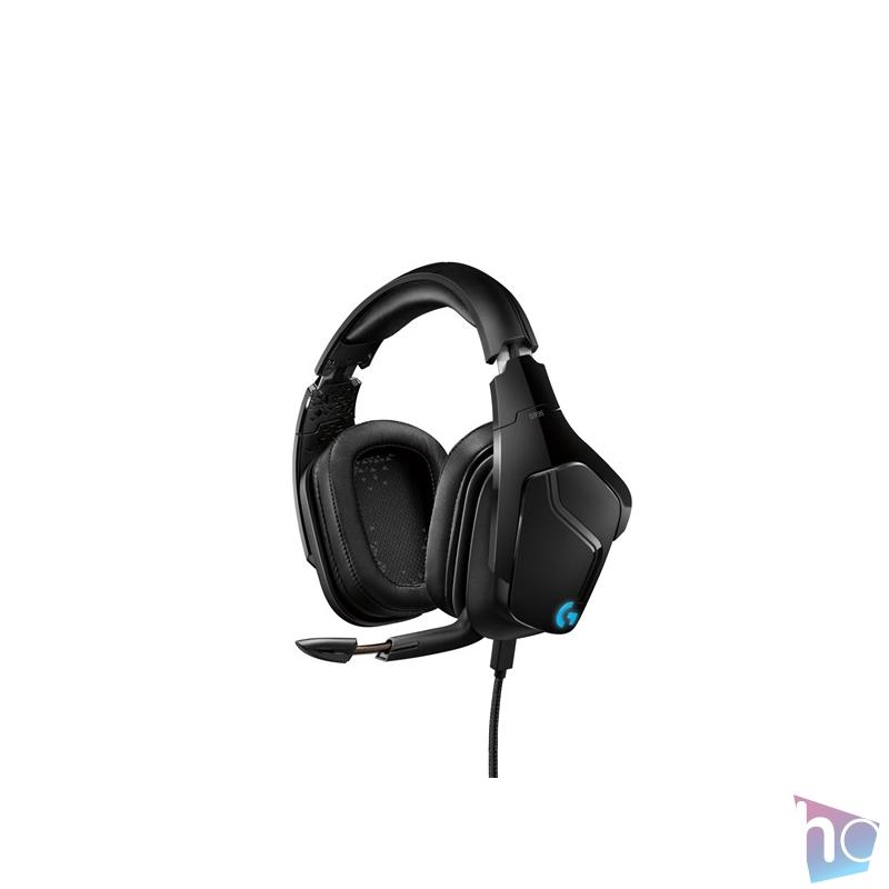 Logitech G935 7.1 vezeték nélküli gamer headset