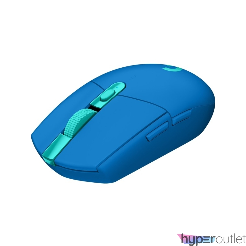 Logitech G305 Lightspeed kék vezeték nélküli gamer egér