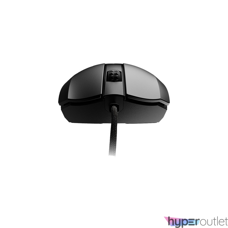 MSI Clutch GM41 Lightweight fekete gamer egér