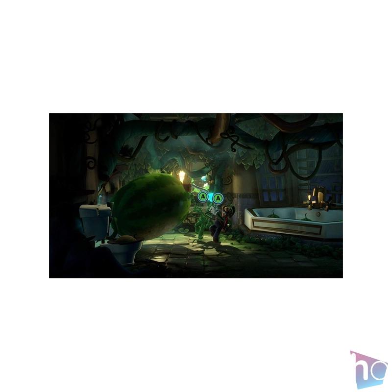 Luigi`s Mansion 3 Nintendo Switch játékszoftver