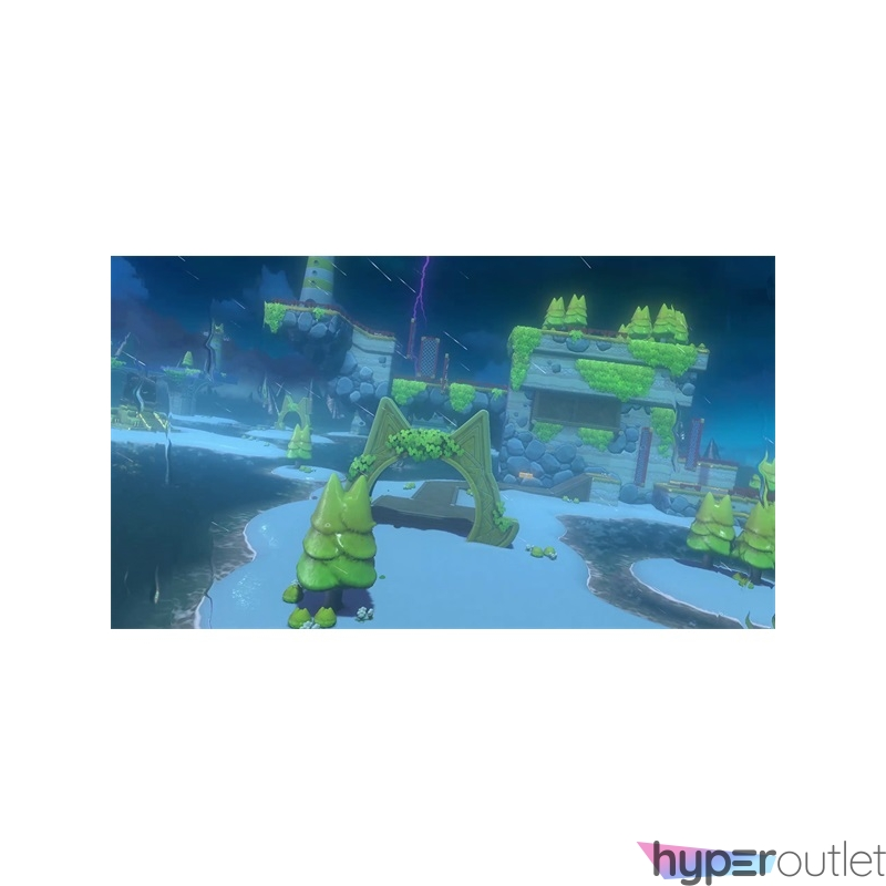 Super Mario 3D World + Bowser`s Fury Nintendo Switch játékszoftver
