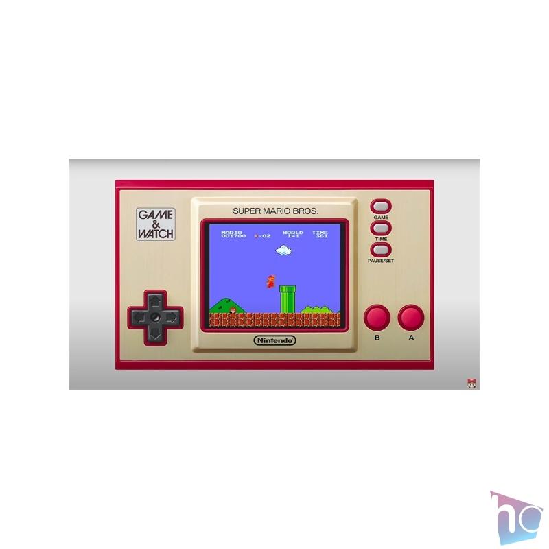 Game & Watch: Super Mario Bros. retro játékkonzol
