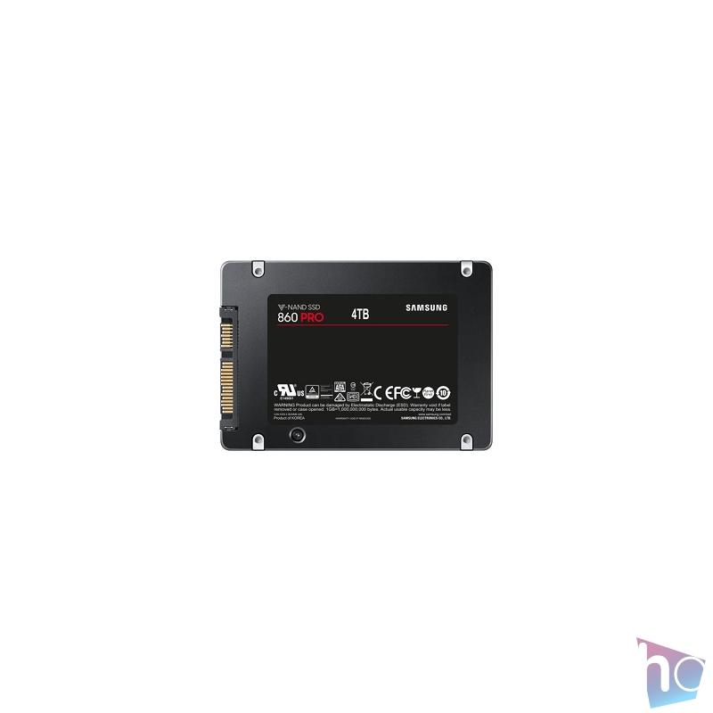 "Samsung 4000GB SATA3 2.5"" 860 PRO Basic (MZ-76P4T0B/EU) SSD"