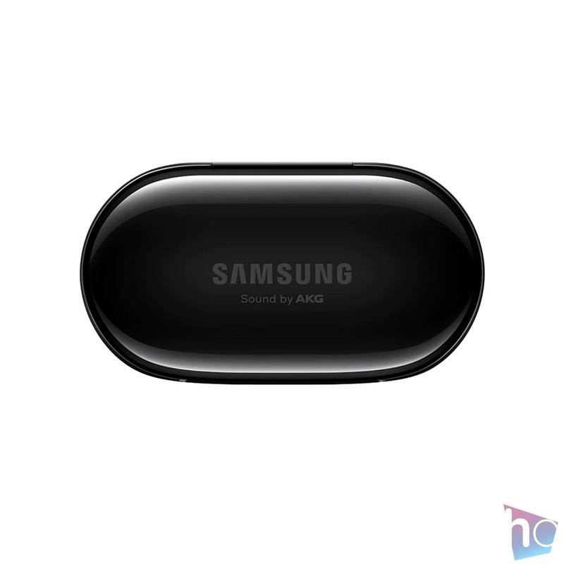 Samsung SM-R175NZKA Gear Buds+ True Wireless Bluetooth fekete fülhallgató