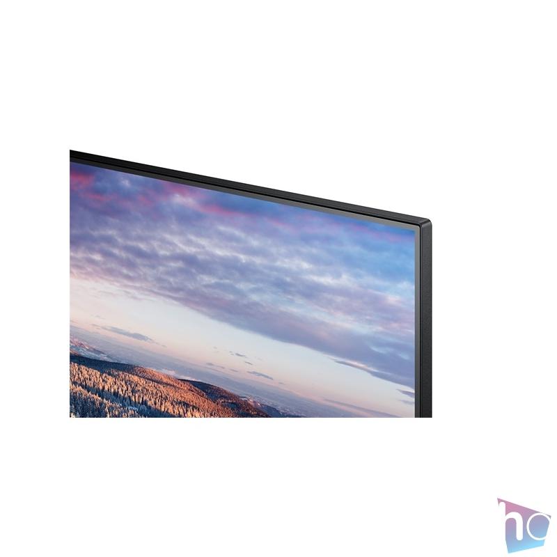 """Samsung 27"""" S27R350FHU LED IPS HDMI kék-szürke monitor"""
