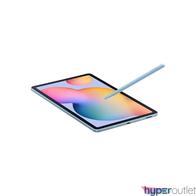 "Samsung Galaxy Tab S6 Lite S Pen (SM-P615) 10,4"" 64GB kék Wi-Fi + LTE tablet"
