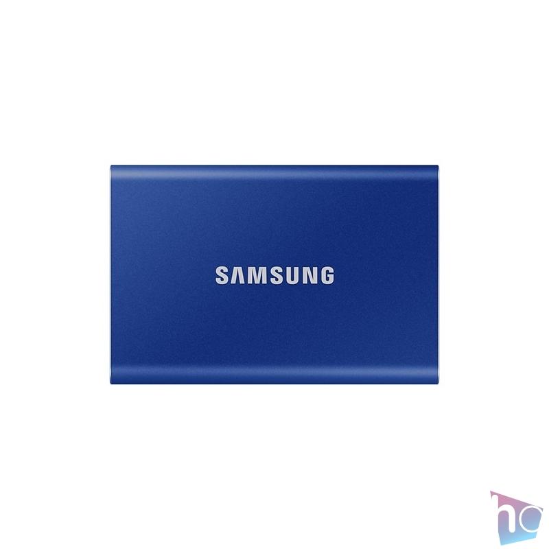 Samsung 2000GB USB 3.2 (MU-PC2T0H/WW) kék T7 külső SSD
