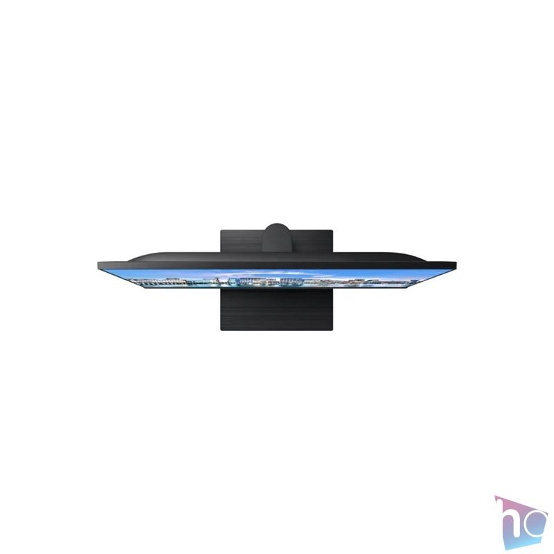 "Samsung 21,5"" F22T450FQU LED IPS HDMI fekete monitor"