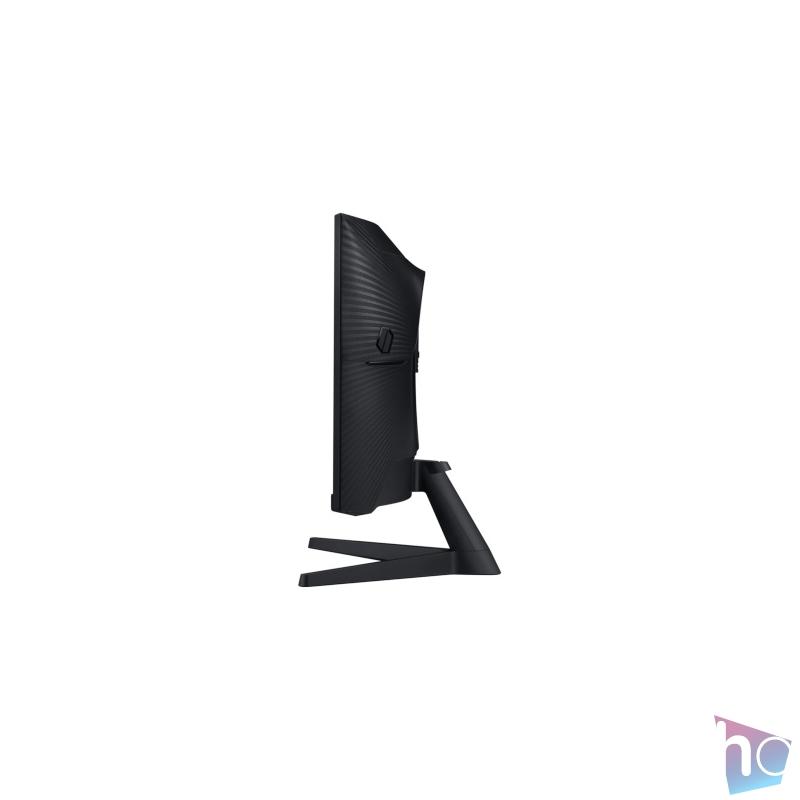"Samsung 27"" C27G55TQWR WQHD HDMI Display port 144Hz ívelt kijelzős monitor"