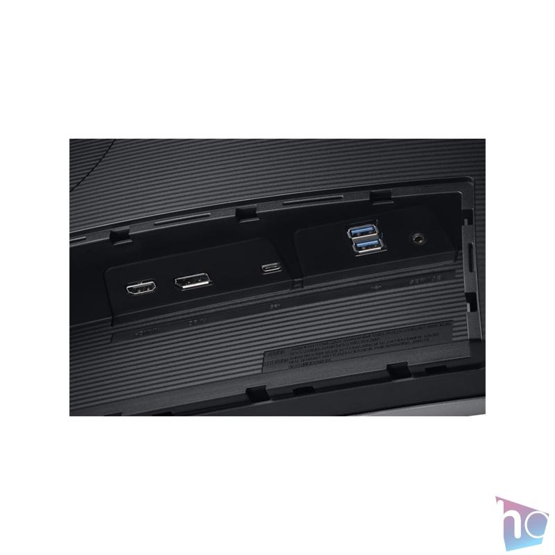 "Samsung 34"" C34H890WGR LED WQHD HDMI Display port ívelt kijelzős monitor"