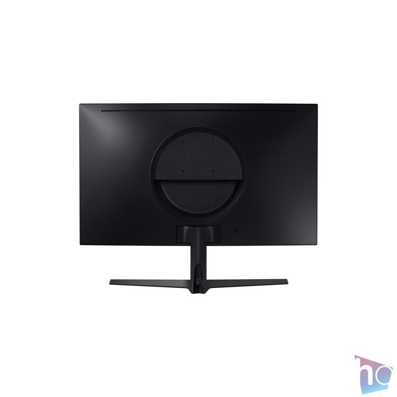 """Samsung 27"""" C27RG50FQR LED 2HDMI Display port 240Hz ívelt kijelzős kék-szürke gamer monitor"""