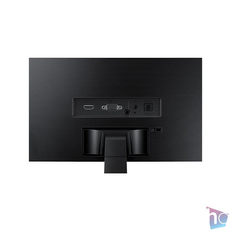 """Samsung 27"""" C27F390FHR LED HDMI ívelt kijelzős monitor"""