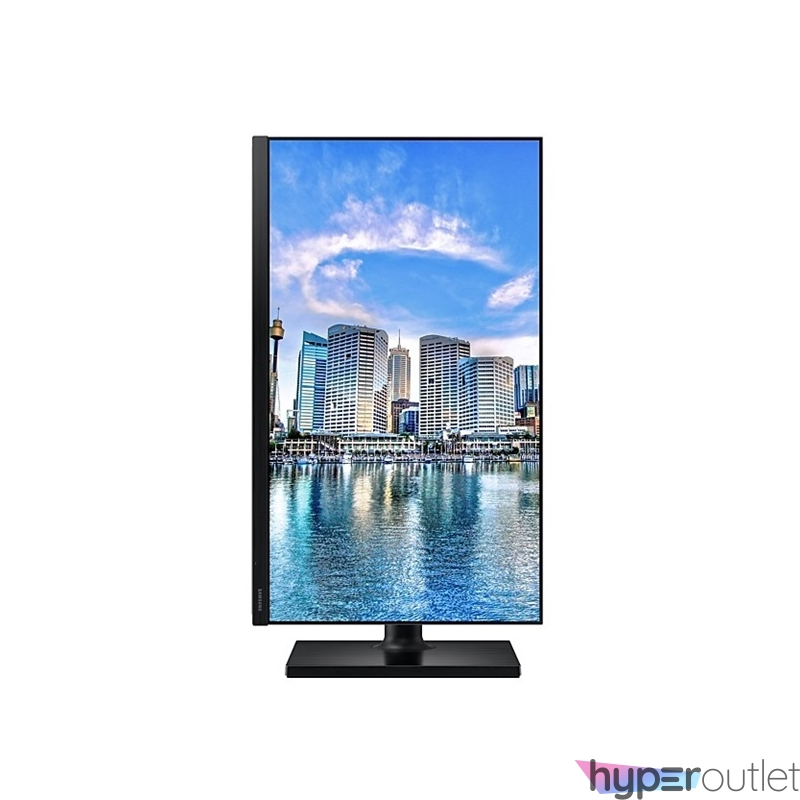 "Samsung 27"" F27T450FQR LED IPS HDMI fekete monitor"