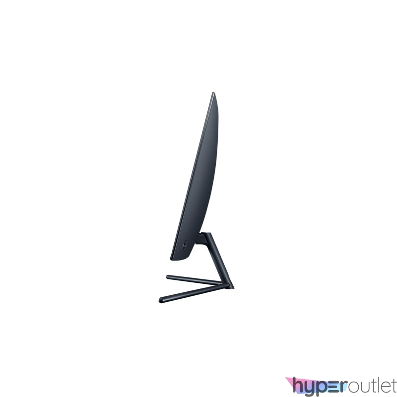 """Samsung 31,5"""" U32R590CWR LED 4K HDMI Display port ívelt kijelzős kékes sötétszürke monitor"""