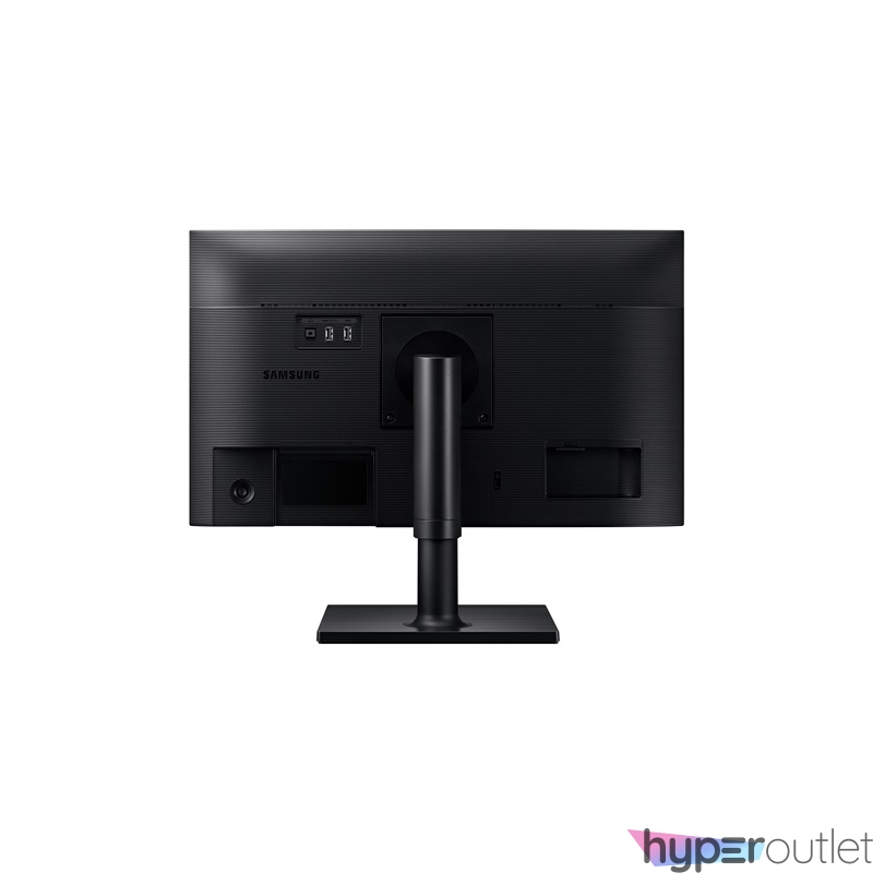 "Samsung 23,8"" F24T450FQR LED IPS HDMI fekete monitor"