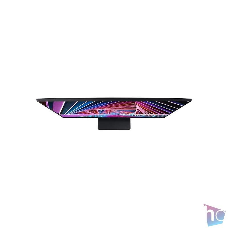 """Samsung 27"""" S27A700NWU LED IPS 4K HDMI Display port fekete HDR10 monitor"""
