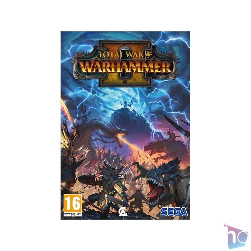 Total War: Warhammer II PC játékszoftver