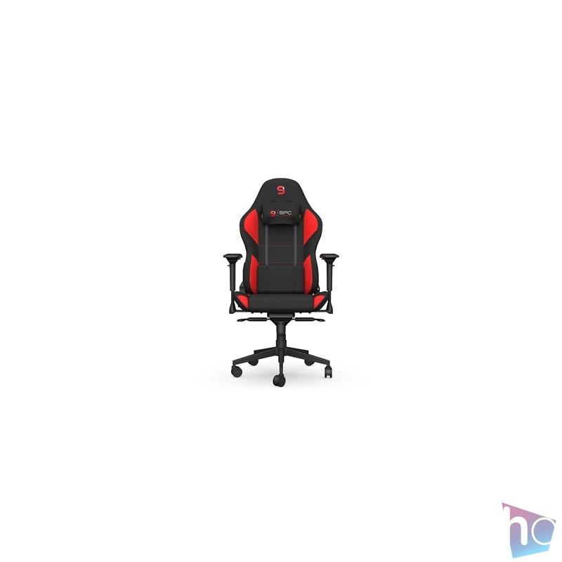 SPC Gear SR600F piros gamer szék