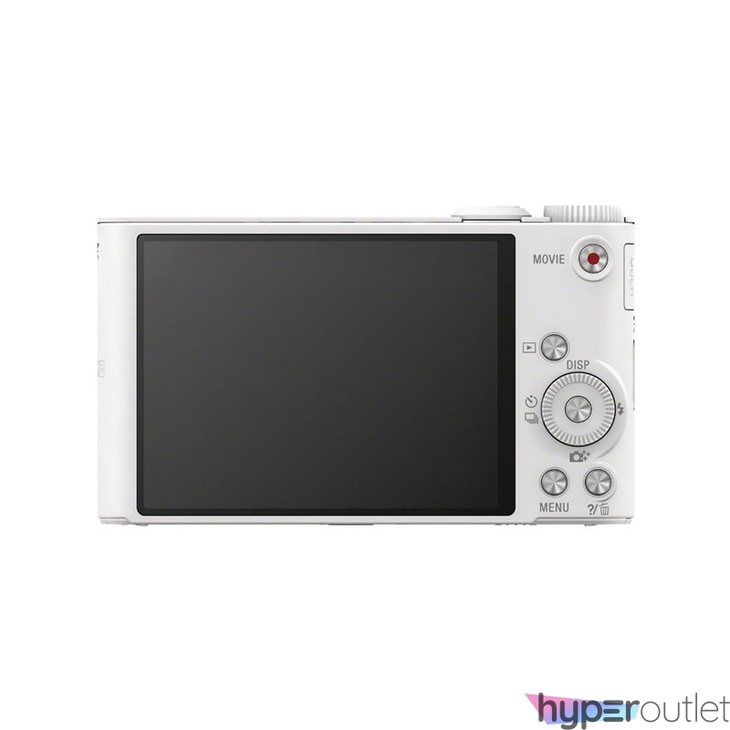 Sony DSC-WX350W fehér digitális fényképezőgép