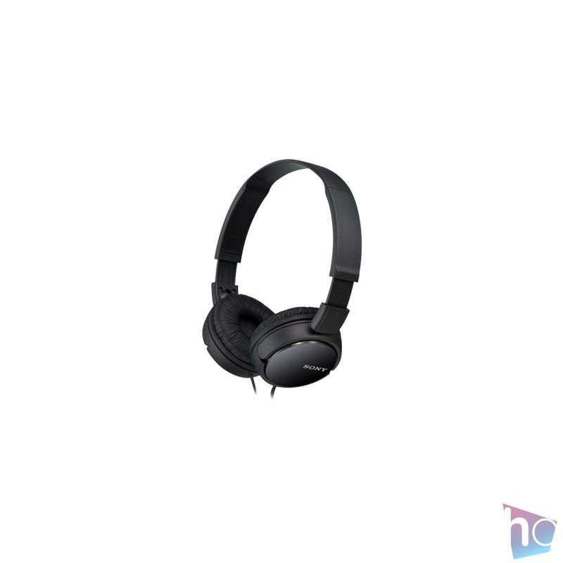 Sony MDRZX110B.AE fekete fejhallgató